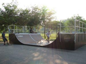 Skatepark w Ciechanowie 3