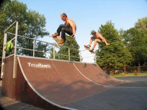 Skatepark w Ciechanowie 4