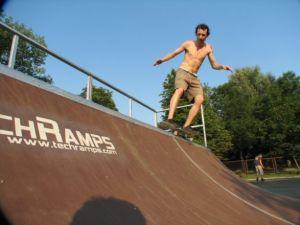 Skatepark w Ciechanowie 5