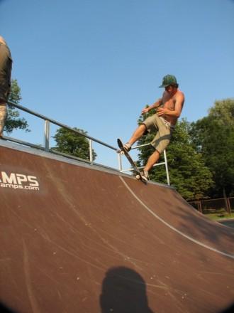 Skatepark w Ciechanowie 6