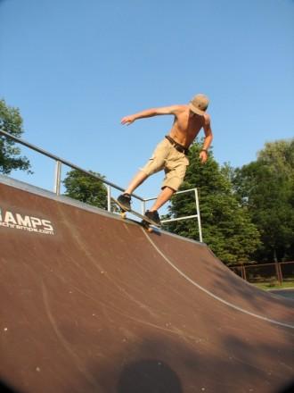 Skatepark w Ciechanowie 7