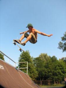 Skatepark w Ciechanowie 8