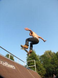 Skatepark w Ciechanowie 9
