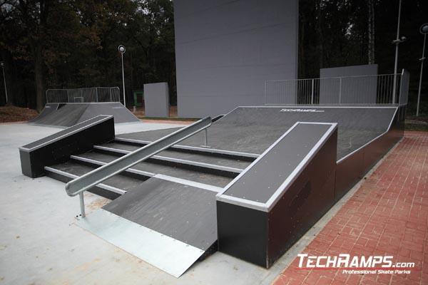Skatepark w Dąbrowie Górniczej
