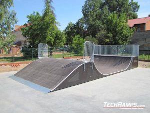 Skatepark w Dębnie_9