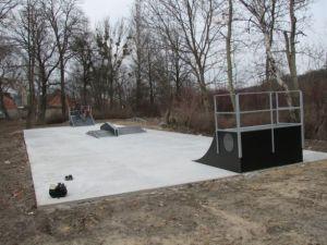 Skatepark w Dobrym Mieście 1