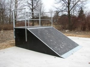 Skatepark w Dobrym Mieście 3