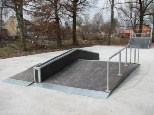 Skatepark w Dobrym Mieście 4