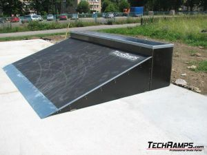 Skatepark w Dusznikach Zdroju - 1
