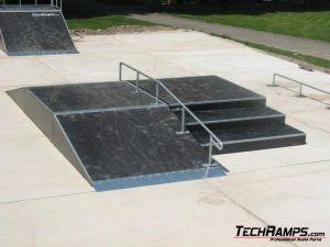 Skatepark w Dusznikach Zdroju - 2