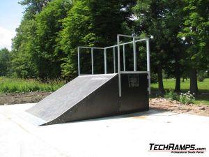 Skatepark w Dusznikach Zdroju - 3