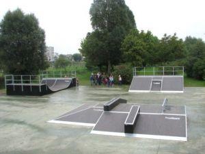 Skatepark w Działdowie 10