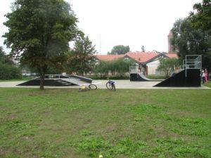 Skatepark w Działdowie 2