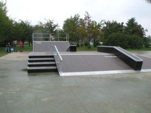 Skatepark w Działdowie 3