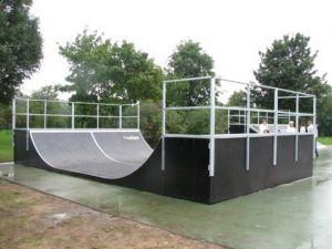 Skatepark w Działdowie 6