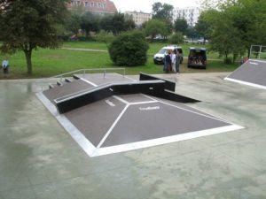 Skatepark w Działdowie 9