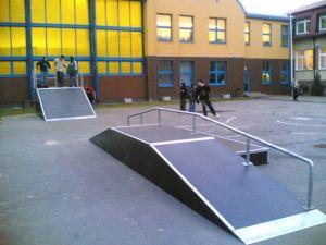 Skatepark w Dziwnowie 1