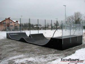 Skatepark w Dziwnowie - 1