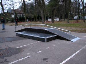 Skatepark w Dziwnowie 2