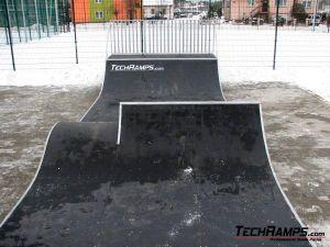 Skatepark w Dziwnowie - 2