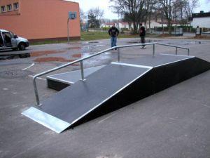 Skatepark w Dziwnowie 3