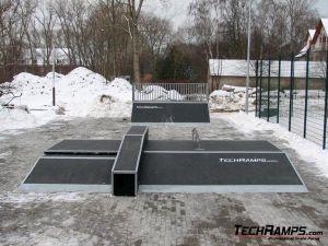 Skatepark w Dziwnowie - 3