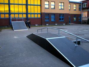 Skatepark w Dziwnowie 4
