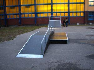 Skatepark w Dziwnowie 5