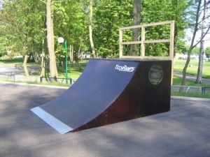 Skatepark w Giżycku 1