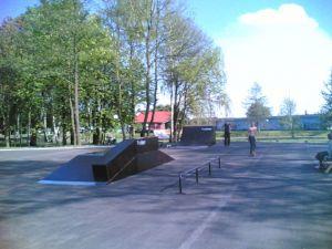 Skatepark w Giżycku 4