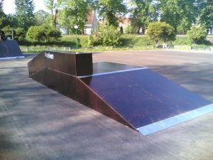 Skatepark w Giżycku 6