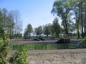 Skatepark w Giżycku 9