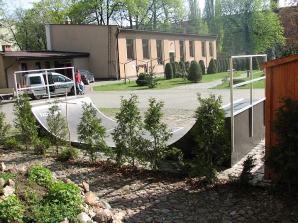 Skatepark w Gliwicach