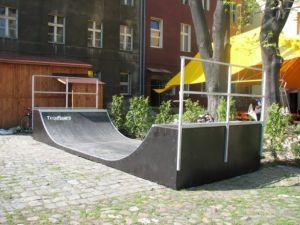 Skatepark w Gliwicach 2