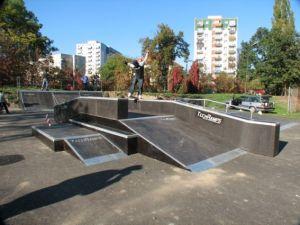 Skatepark w Głogowie 11