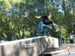 Skatepark w Głogowie 12