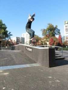 Skatepark w Głogowie 14