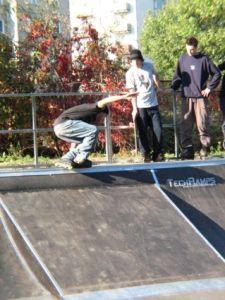 Skatepark w Głogowie 15