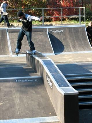 Skatepark w Głogowie 16