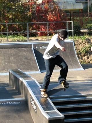 Skatepark w Głogowie 17