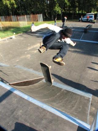 Skatepark w Głogowie 18