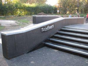 Skatepark w Głogowie 21