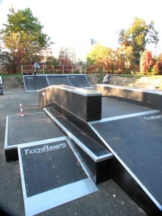 Skatepark w Głogowie 24
