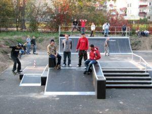 Skatepark w Głogowie 25