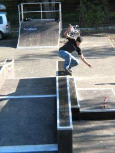Skatepark w Głogowie 7