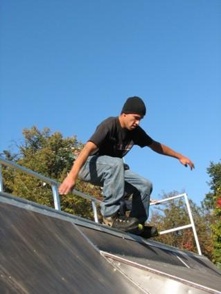 Skatepark w Głogowie 9
