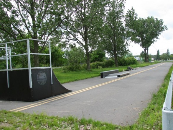 Skatepark w Głownie