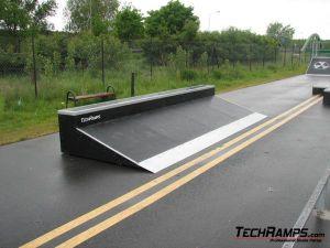 Skatepark w Głownie 13