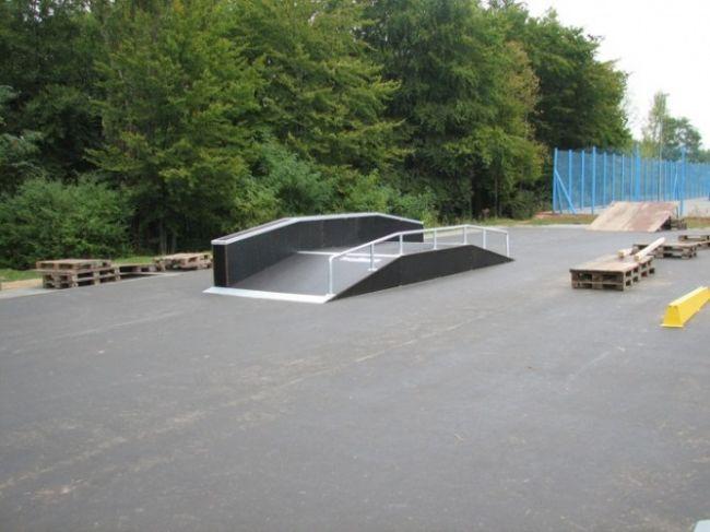 Skatepark w Gnieźnie