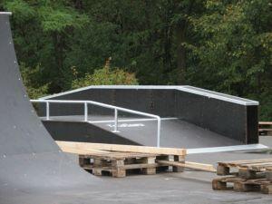 Skatepark w Gnieźnie 1